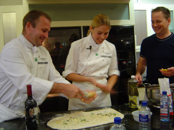 Garden and Home Magazine Culinary Workshop