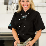 Your bubbly chef and host...Mel Townsend